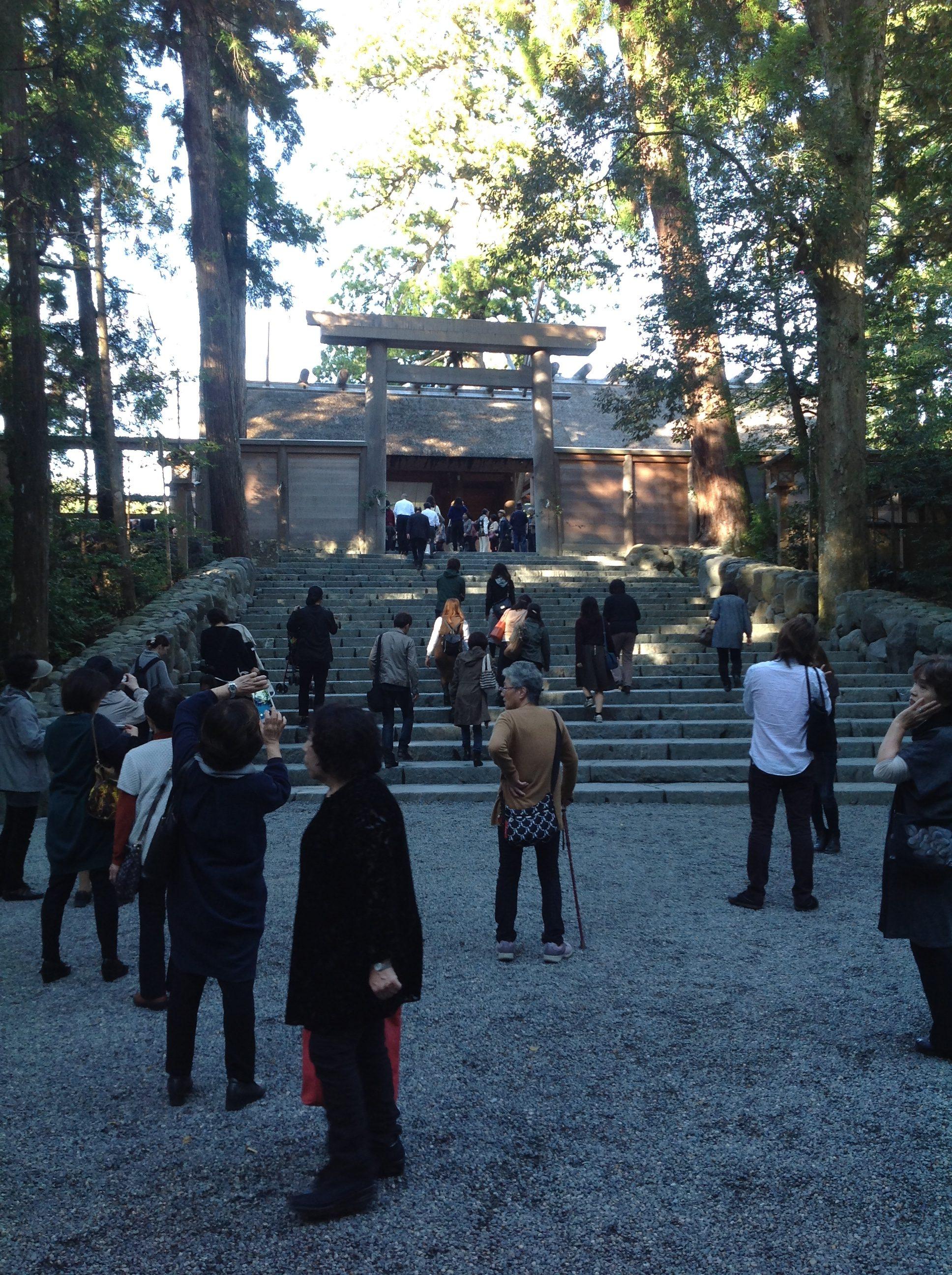 【バスツアー】伊勢神宮&おかげ横丁ツアーに行ってきました