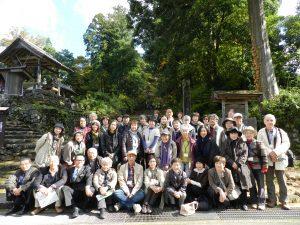 【バスツアー】白山開山1300年バスツアー